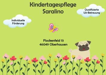 Kindertagespflege Saralino - Kindertagespflege in Oberhausen Alstaden